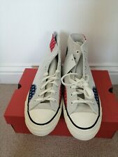 Unisex Converse Chuck Taylor Trainers Rare, adult size 10 UK