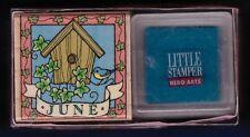 Hero Arts June Birdhouse Rubber Stamp B1093