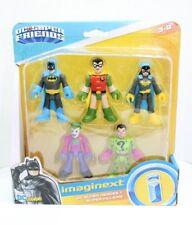 Fisher-Price Imaginext DC Super Friends New Heroes Villains Batgirl Riddler Lot