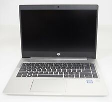 "HP ProBook 440 G6 14"" Intel i5-8265U BIOS Lock 5VC06UT#ABA No Battery RAM HDD"