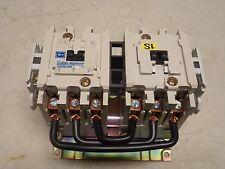 Cutler Hammer CE55JN3 40 HP Forward Reversing Motor Starter 110/120 VAC Coil