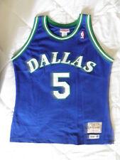 Mitchell Ness M&N Jason Kidd Dallas Mavericks Mavs Authentic Jersey 46 L XL PWR