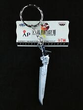 Final Fantasy VIII Gunblade Figure Key Ring Holder Banpresto Square