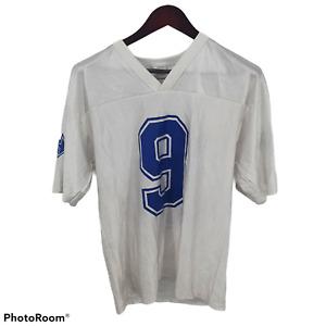 Tony Romo #9 Dallas Cowboys Football Jersey NFL Team Apparel Mens Medium *