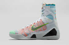 Nike Kobe 9 Elite What the Kobe size 12. 678301-904. bhm moments details
