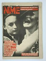 NME  1 May 1982  Boy George Tony Ben Killing Joke Miles Davis Infa Riot