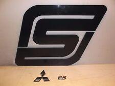 2005 Mitsubishi Lancer ES 2.0L OEM Factory Rear Back Emblems Badges Logo