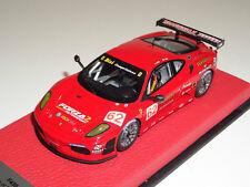 1/43 BBR Ferrari F430 GT 12H Sebring test 2008 Risi #62