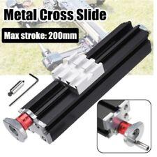 200Mm Super Long Metal Cross Slide, Longitudinal Slide Block Z010M for Lath J9X2