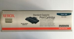 Genuine Xerox 06R01373 Phaser 3250 Black Toner Cartridge 3500 Pages New Unopened