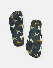Joules Womens Flip Flops - MAYDAY DOGS