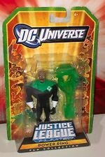 Justice League Unlimited Fan Collection Power Ring Green Lantern action figure