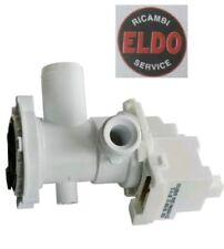pompa scarico lavatrice ariston indesit hotpoint 119307