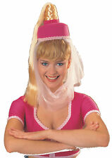 I Dream Of Jeannie Hat With Hair