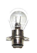 G/31 4 Volt 0.75 Amp 16mm Lampada proiettore di suono Eccitatore