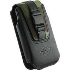 Dickies Active Duty Camouflage Vertical Leather Pouch w/ Belt-loop for iPhone 5s