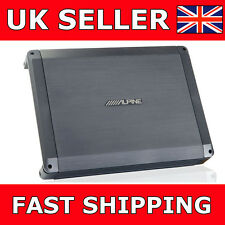 ALPINE BBX-F1200 600 WATT 4CHANNEL CAR VAN BRIDGEABLE POWER SPEAKER AMPLIFIER