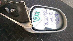 NISSAN SKYLINE R33 GTST  PASSENGER  SIDE MIRROR in silver  # 1081