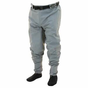 Frogg Toggs Hellbender Stockingfoot Guide Pant Slate X Large