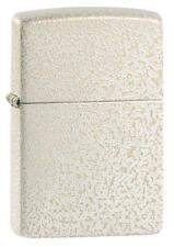 Zippo Accendino 49181 Vetro al Mercurio Antivento Ricaricabile Lighter Brique...