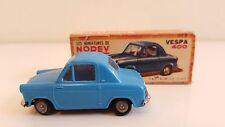 Norev Plastique - Vespa 400 en boîte d'origine incomplète - Années 60 (1/43)