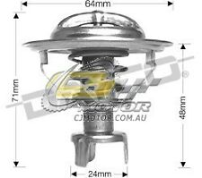 DAYCO Thermostat Stagea 8/97-12/99 2.5L 24V MPFI E-WGNC34 RB25DE Import