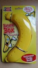 Banana Saver Protector Food Container Holder keeps Banana Fresh Lunch Bag Case