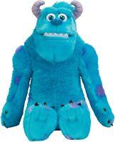 "Monsters University Talking 12"" Plush My Scare Pal Sulley Disney Pixar Toy"