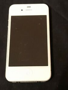 Apple iPhone 4 - 16GB - White (Vodafone) A1387 (lot D)