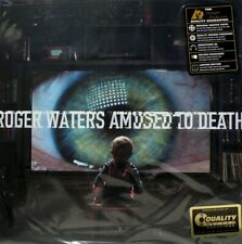 ANALOGUE PRODUCTIONS  AP-468761 ROGER WATERS AMUSED TO DEATH 2LP 33rpm