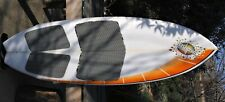 """BRUCE HART FLASHPOINT Kneeboard Surfboard 5'10"""" Excellent Plus Condition"""