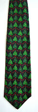 Men's New Neck Tie, Christmas Tree design by Holiday Traditions, Hallmark