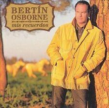 Bertin Osborne Mis Recuerdos Spanish / Latin CD  Pedro Fernandez