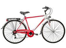 """Bicicletta City Touring GALANT 31U uomo 28"""" acciaio cambio shimano 6 V CTB bike"""