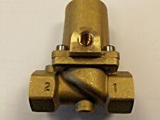 Pneumatisch Klein Kompakt Kolben Ventil 1/2 Bsp , N/C Feder Rückkehr, Water Air
