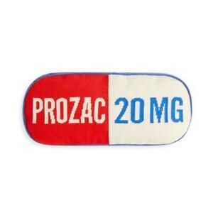 Jonathan Adler Prozac Throw Pillow