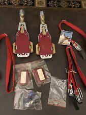 Spademan SRS SUPER II vintage ski binding New