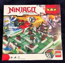 NIB LEGO Ninjago The Board Game 3856  Opened (see Pics)