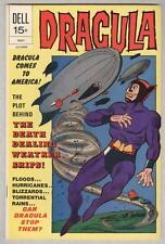 Dracula #7 October 1972 NM