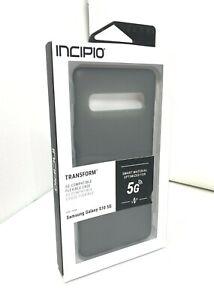 Authentic Incipio Tran5form Case for Samsung Galaxy S10 5G - Black