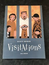 Visitations by Scott Morse (Paperback) First Print