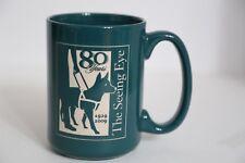 The Seeing Eye Dog Green Mug - 80 Years (1929-2009)