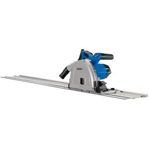 Draper Tools 165mm Plunge Saw with Rail (1200W)