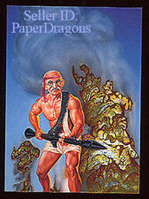 BARCLAY SHAW - Metallic Storm Chase Card MS5 - Alternate Warriors
