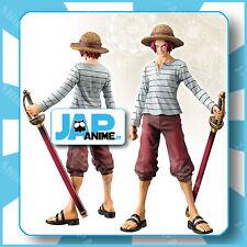 One Piece Shanks Figure Banpresto Grandline Men Vol 0
