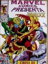 Marvel Comics Presenta n°25 1995 WARLOCK  ed.Marvel Italia [G.174]