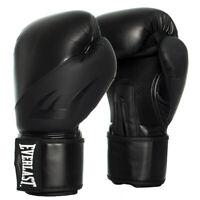 Everlast 16oz. EX Training Boxing Gloves in Black On Black