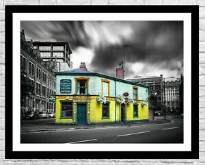 Manchester Wall decor Print | Peveril of the Peak | Iconic Manchester Art