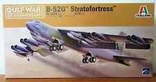 Italeri 1378 Official Boeing Gulf War B-52 G StratoFortress  Model Kit 1/72