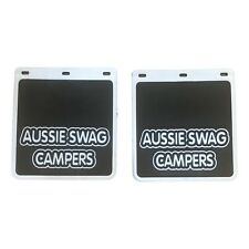 Mud flaps Pair of Aussie Swag Camper Trailer Mud Flaps - Small